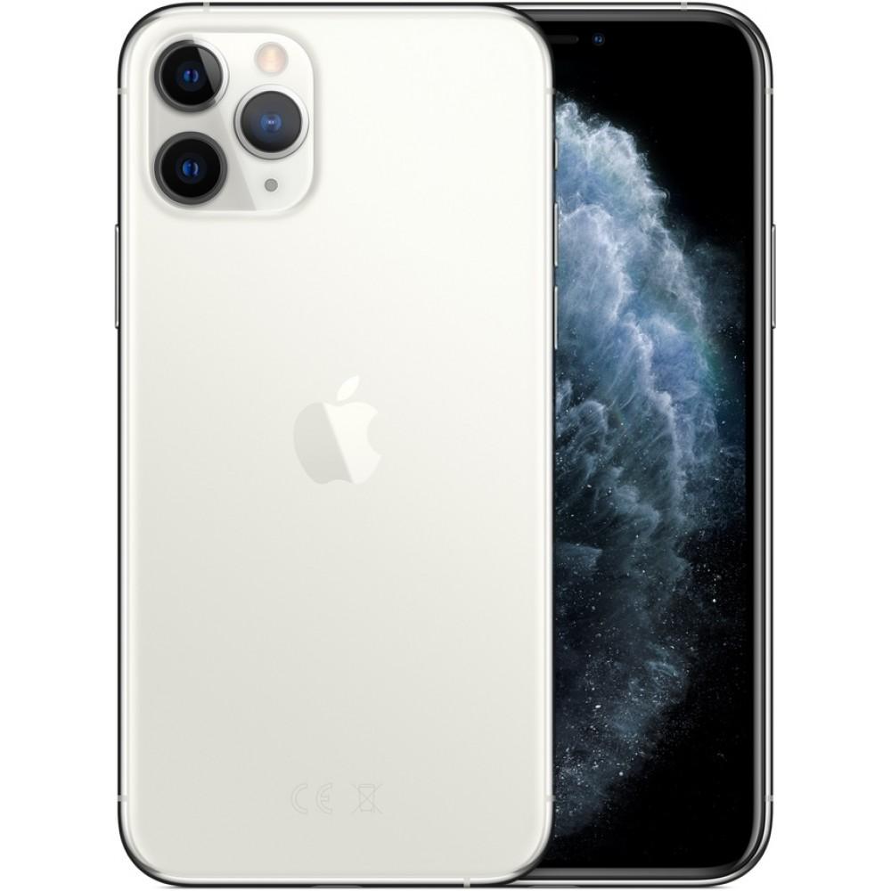 iPhone 11 Pro (Dual SIM) 64 ГБ серебристый