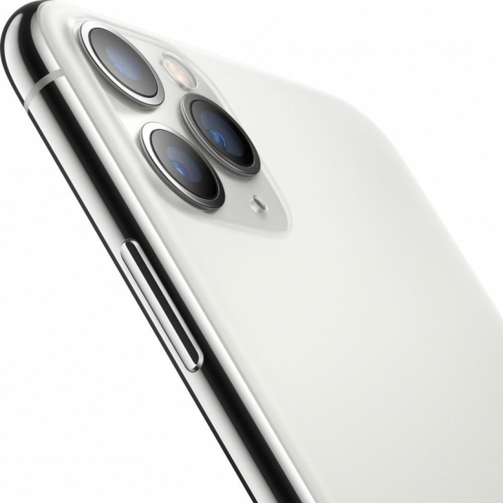 iPhone 11 Pro (Dual SIM) 256 ГБ серебристый