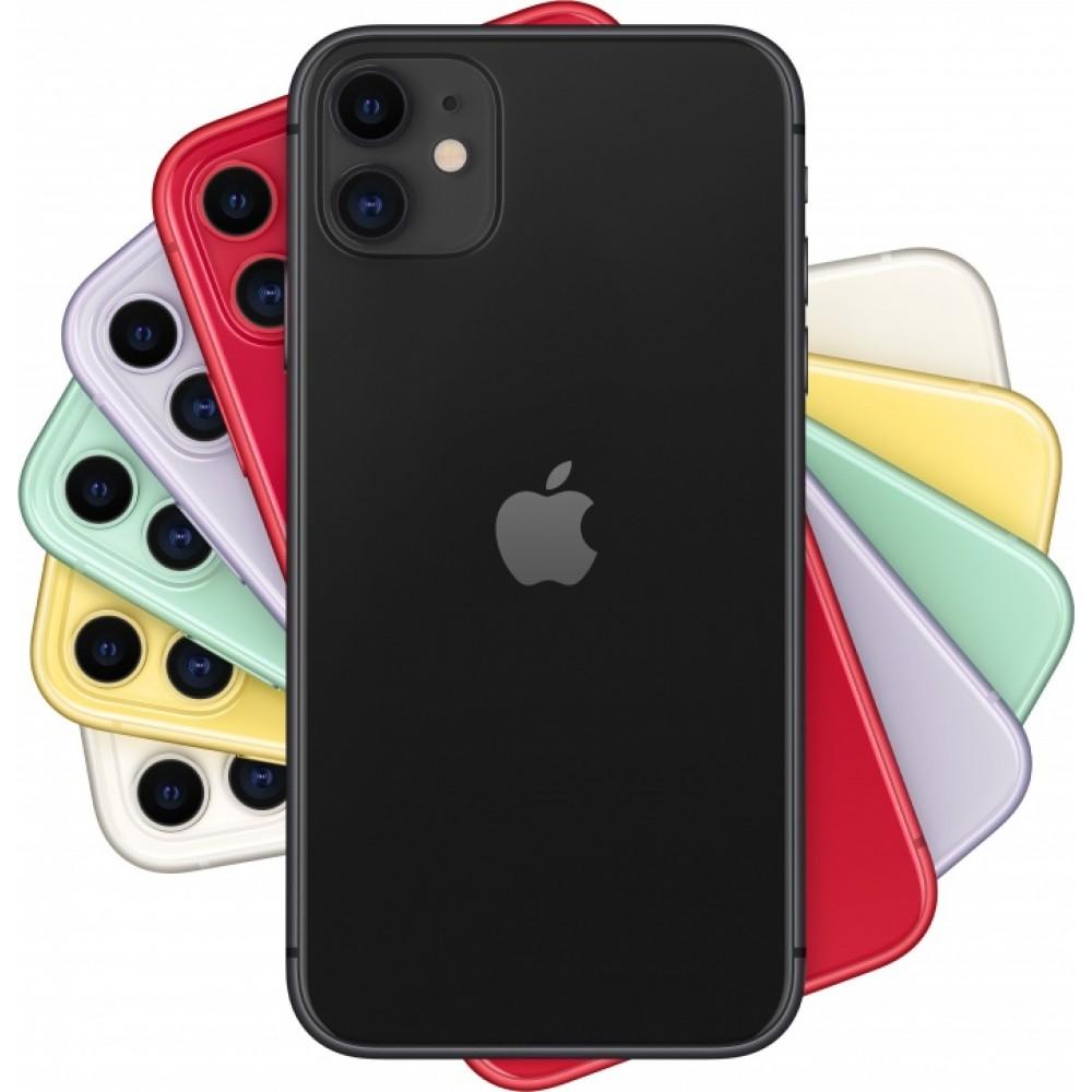 iPhone 11 64 ГБ чёрный