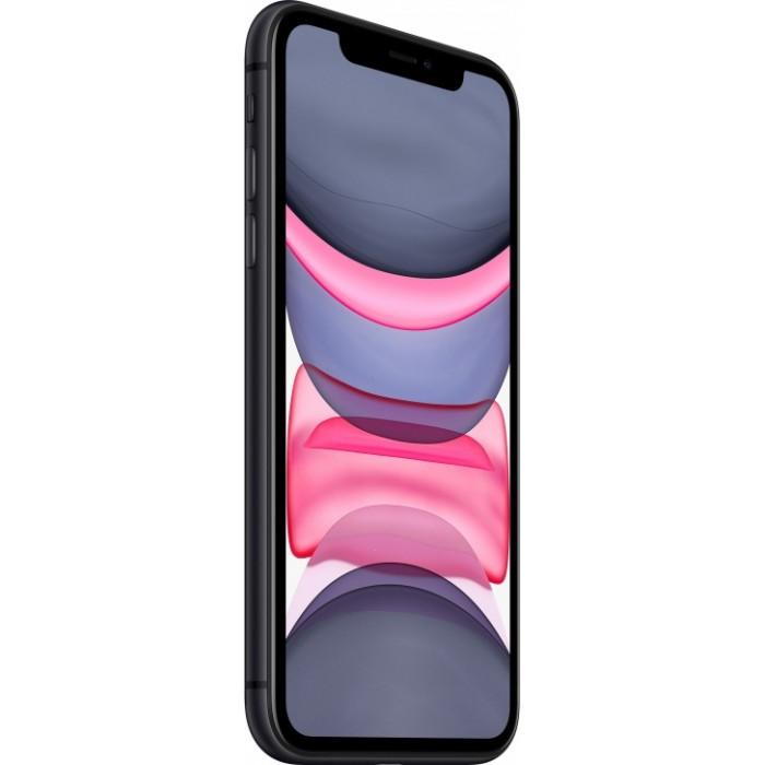 iPhone 11 (Dual SIM) 128 ГБ чёрный