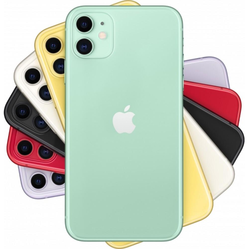 iPhone 11 256 ГБ зелёный