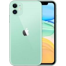 iPhone 11 (Dual SIM) 64 ГБ зелёный