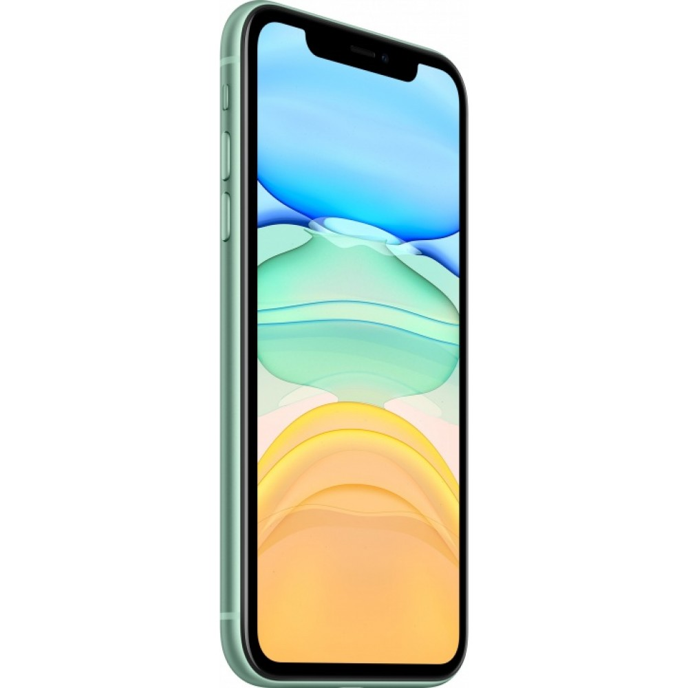 iPhone 11 (Dual SIM) 128 ГБ зелёный