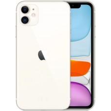 iPhone 11 (Dual SIM) 64 ГБ белый
