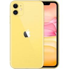iPhone 11 (Dual SIM) 64 ГБ жёлтый
