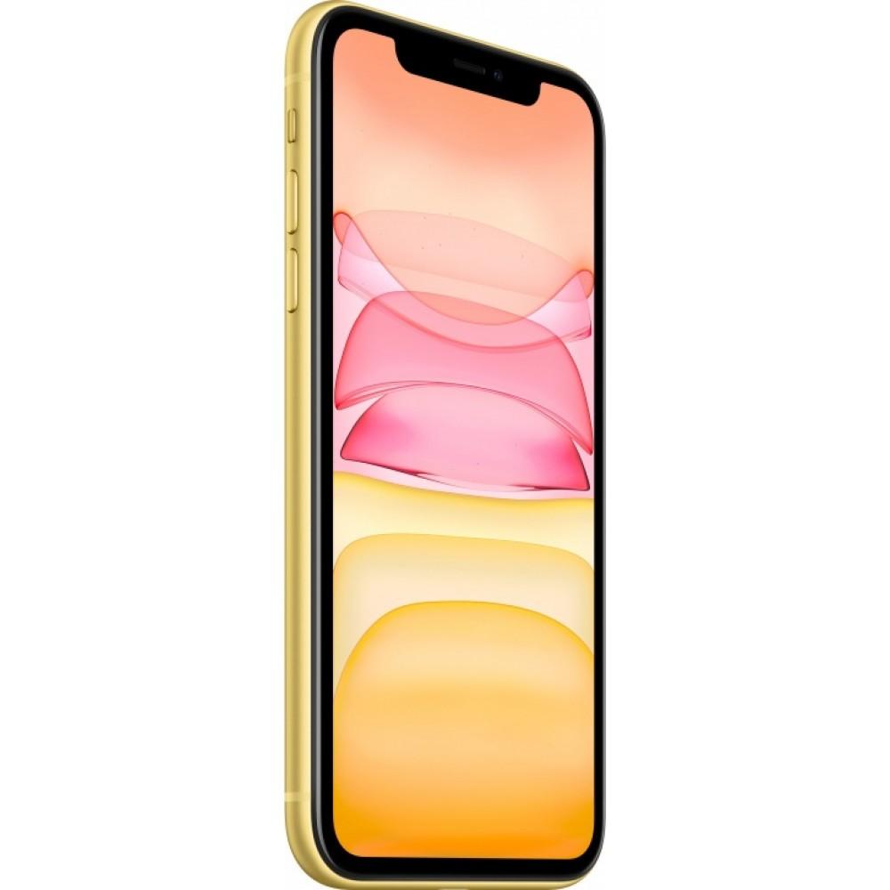 iPhone 11 64 ГБ жёлтый