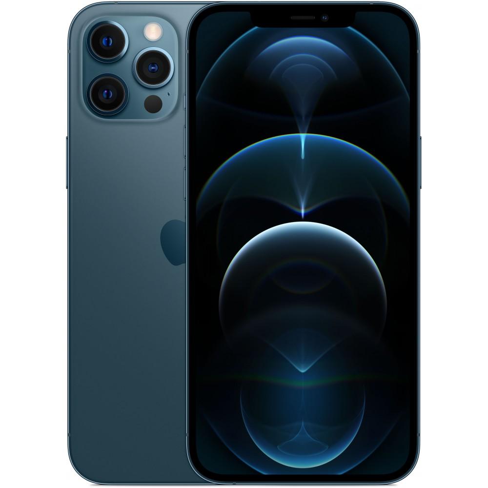 iPhone 12 Pro Max 256 ГБ «тихоокеанский синий»