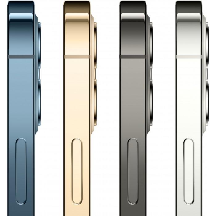 iPhone 12 Pro 256 ГБ графитовый
