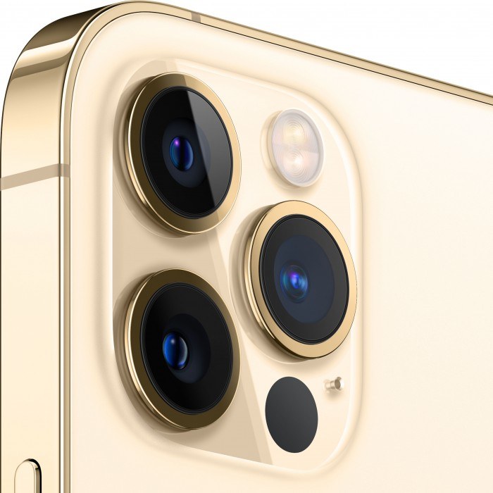 iPhone 12 Pro (2 SIM) 128 ГБ золотой