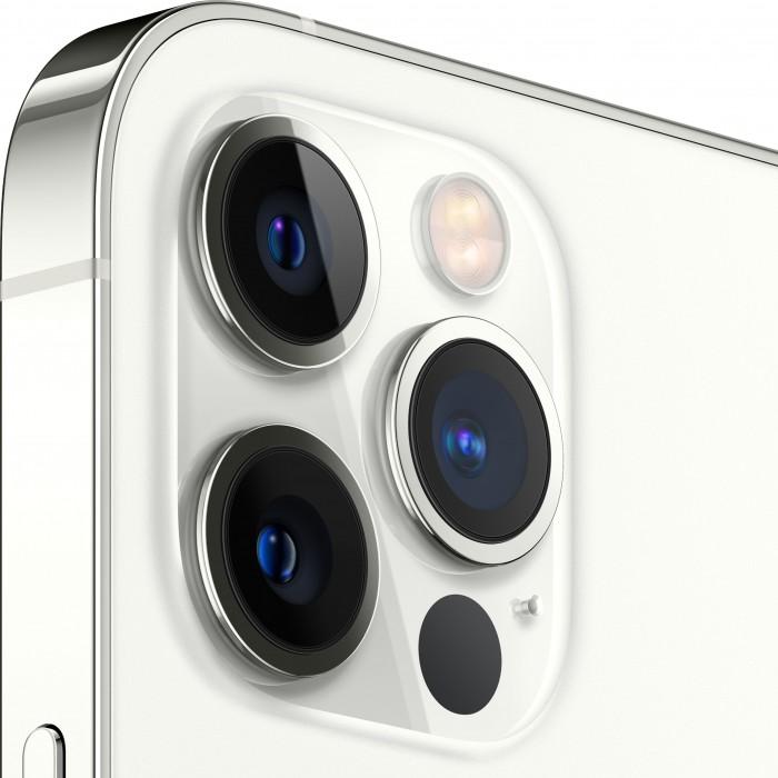iPhone 12 Pro (2 SIM) 128 ГБ серебристый