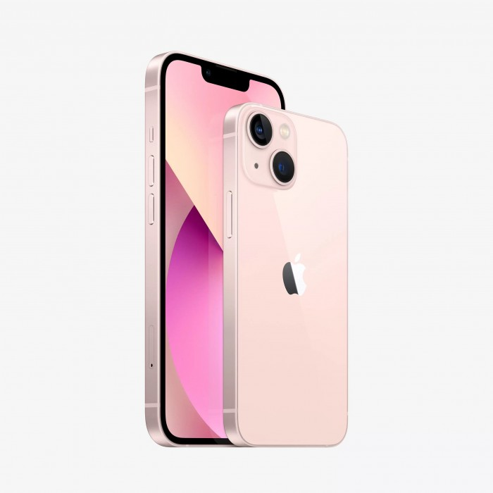 iPhone 13 mini 256 ГБ Розовый