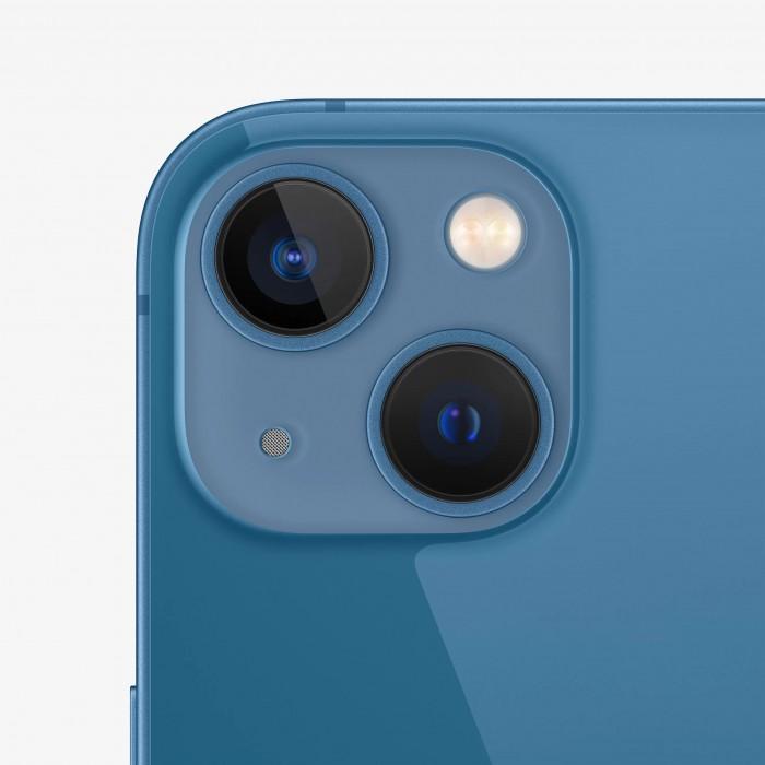iPhone 13 (Dual SIM) 128 ГБ Синий