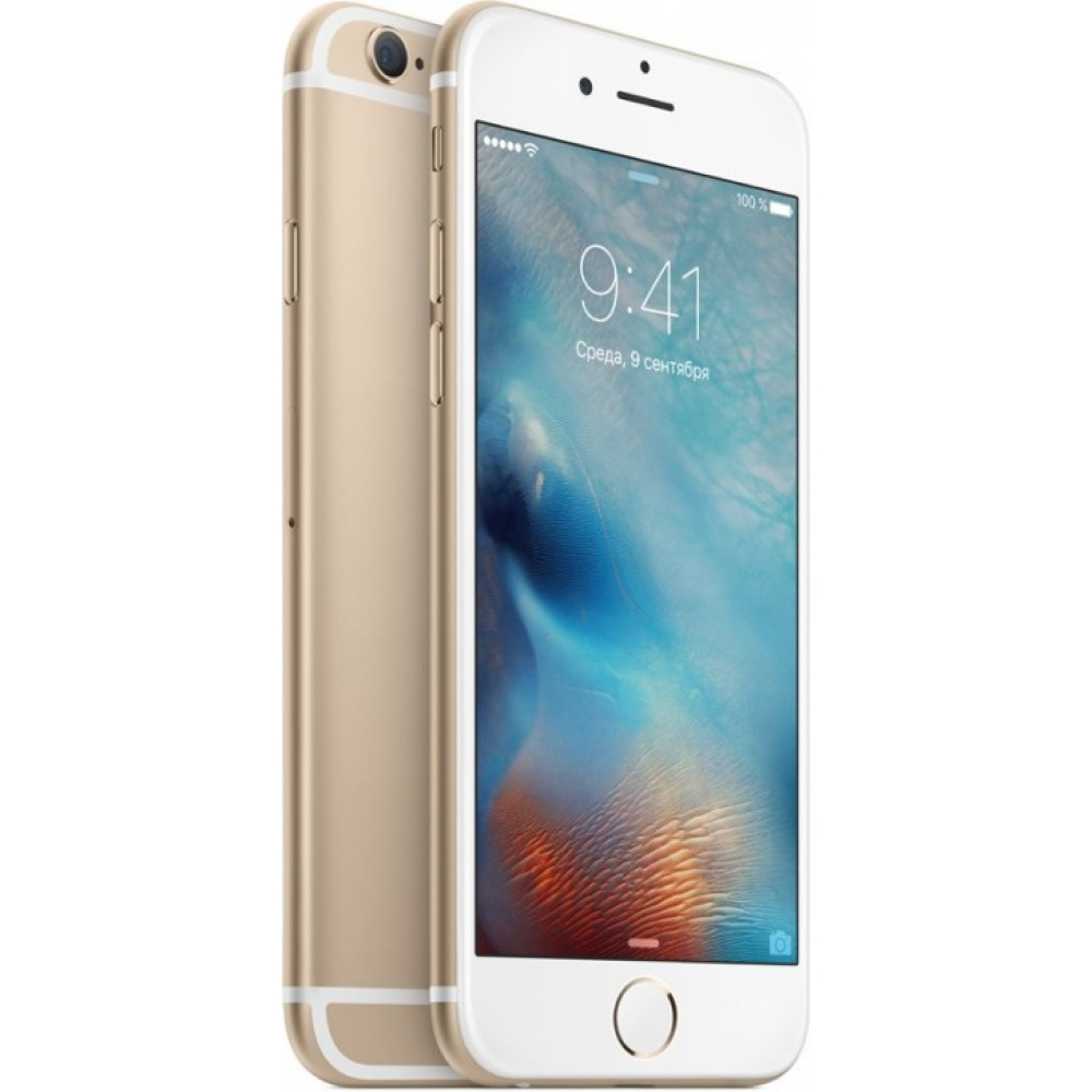 iPhone 6s 32 ГБ золотой
