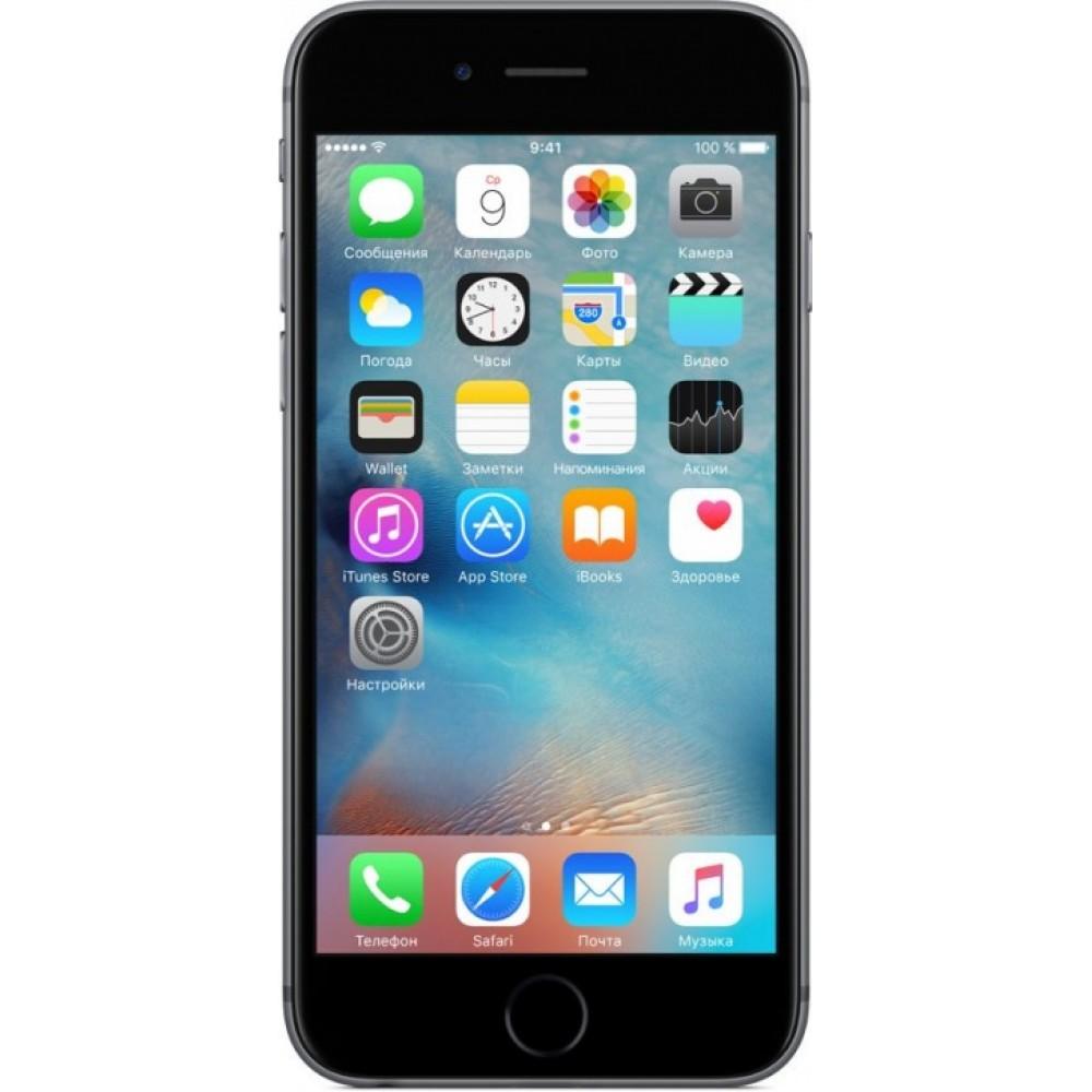 iPhone 6s 32 ГБ «серый космос»