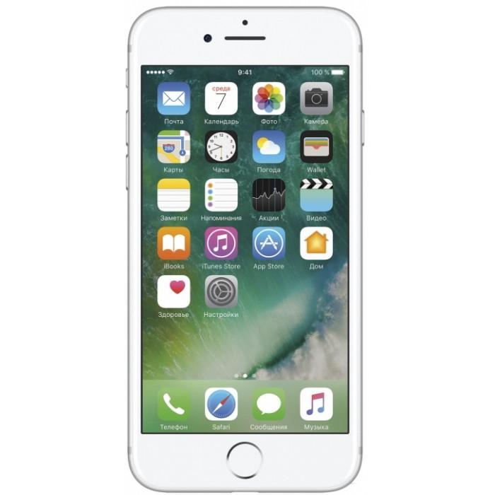 iPhone 7 32 ГБ серебристый