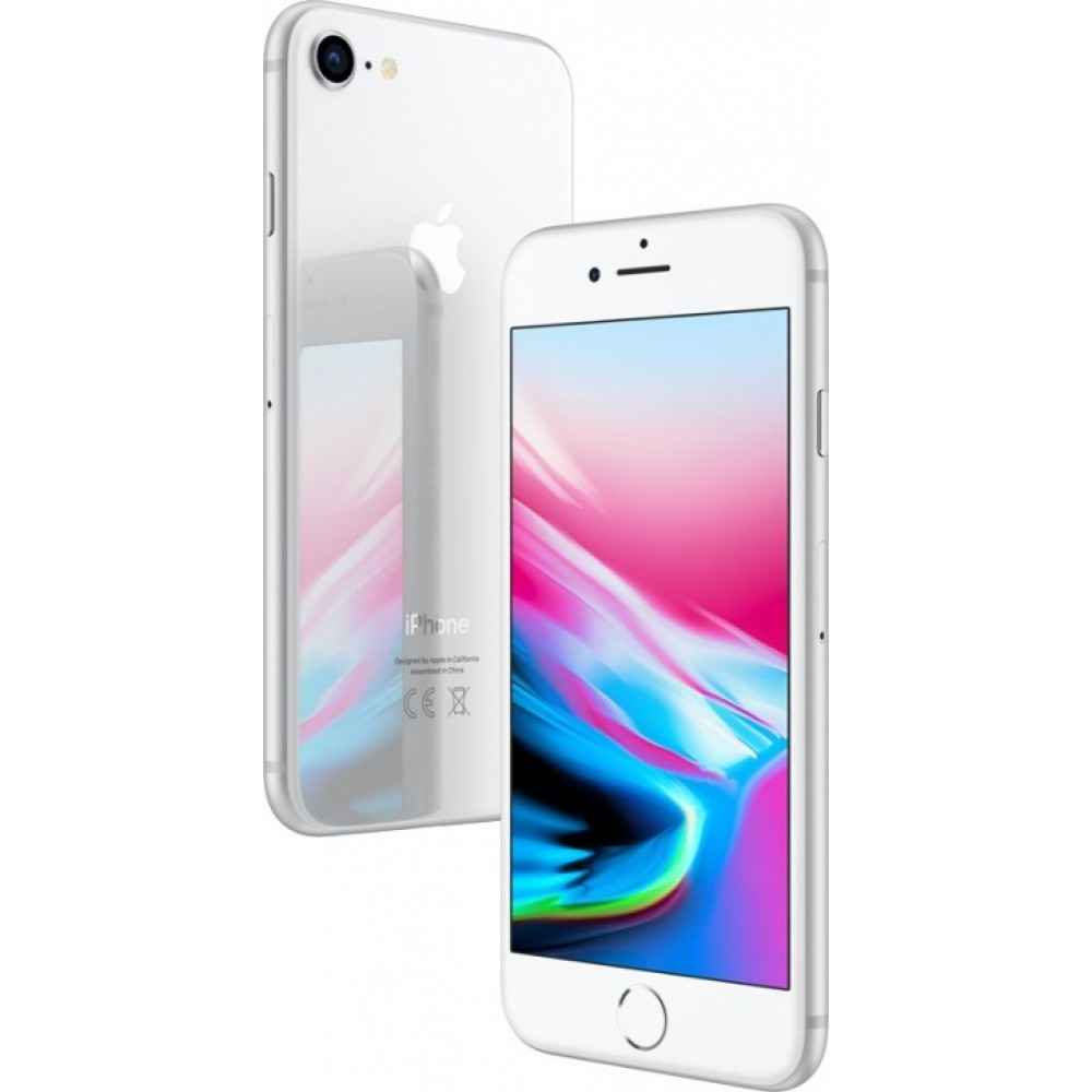 iPhone 8 256 ГБ серебристый