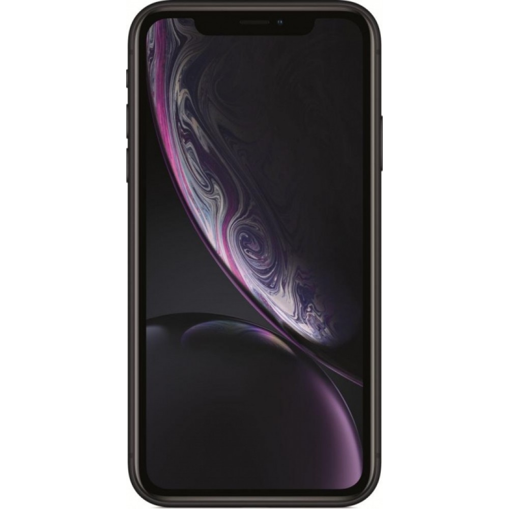 iPhone XR 256 ГБ чёрный