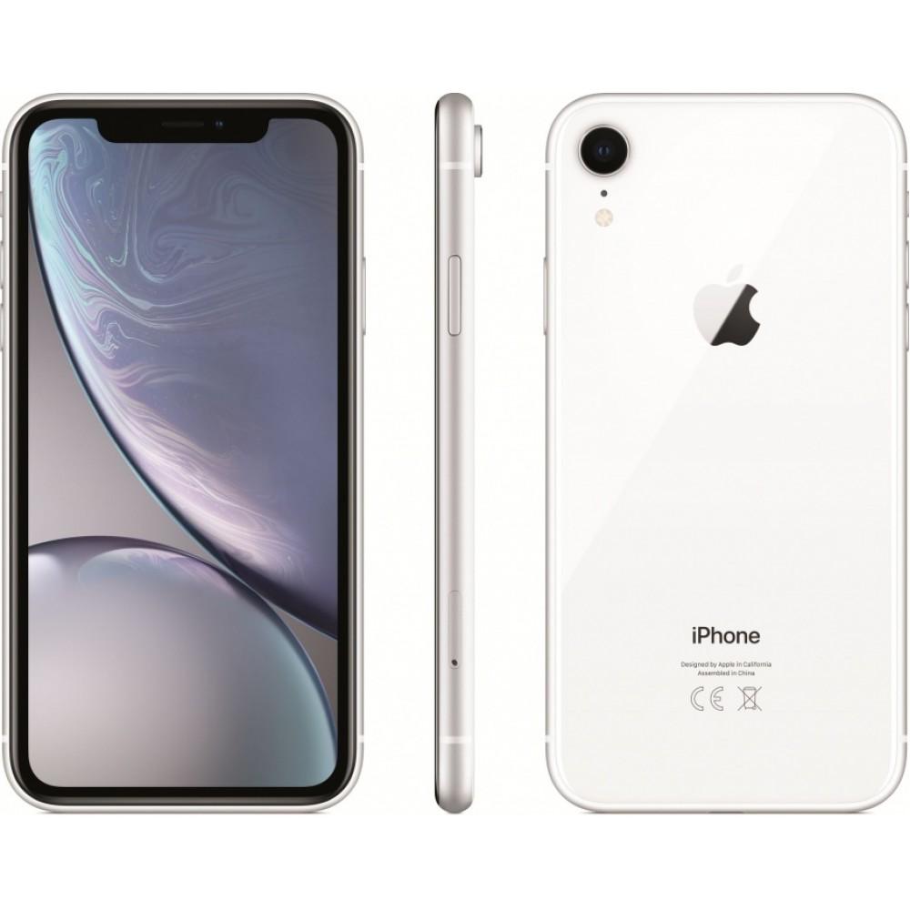iPhone XR 128 ГБ белый