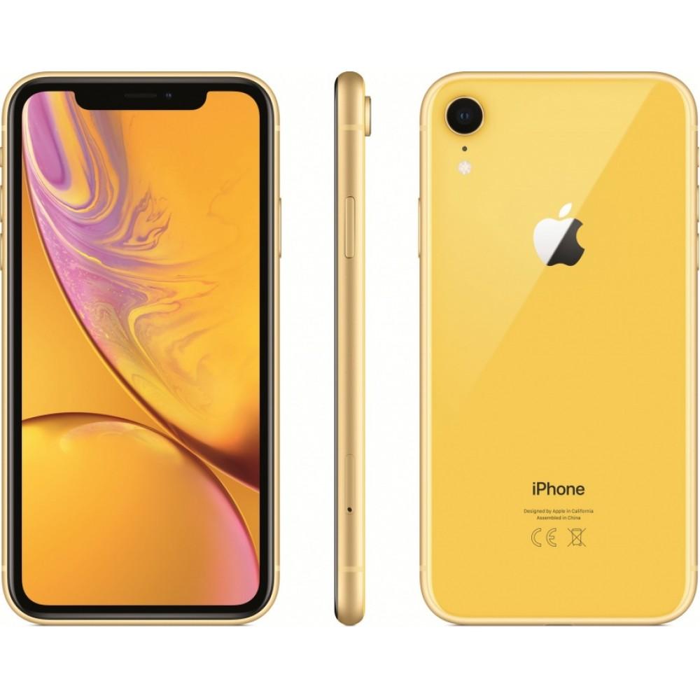 iPhone XR 64 ГБ жёлтый