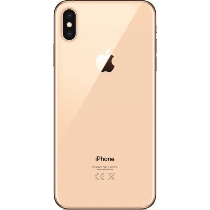 iPhone XS Max 64 ГБ золотой