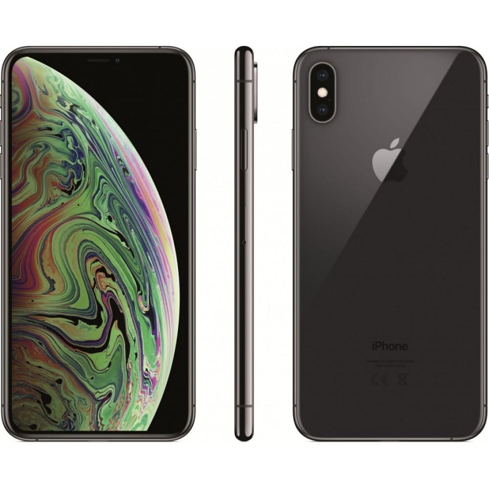 iPhone Xs Max 256GB восстановленный «серый космос»