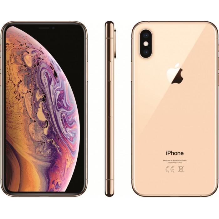 iPhone XS 512 ГБ золотой
