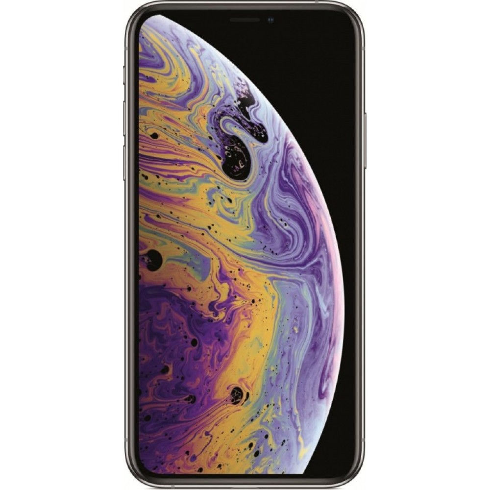 iPhone XS 64 ГБ серебристый