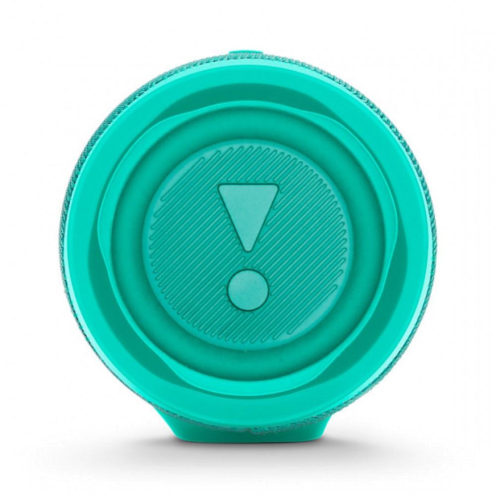 Портативная акустика JBL Charge 4, бирюзовый цвет
