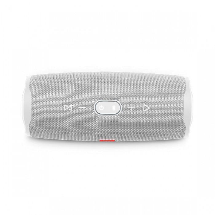 Портативная акустика JBL Charge 4, белый цвет