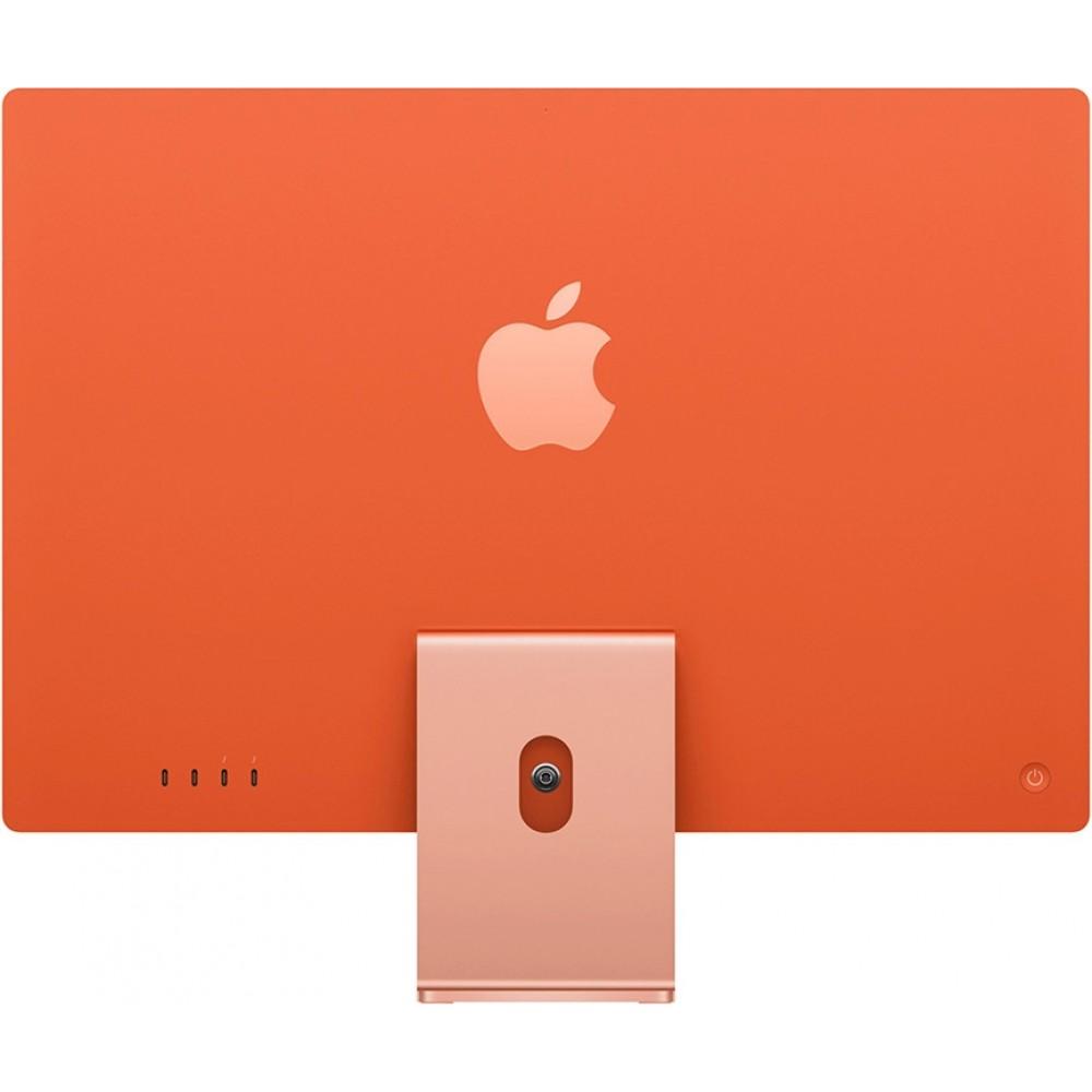 "iMac 24"" 2021, Retina 4.5K, M1, 8-core GPU, 8 ГБ, 512 ГБ SSD, оранжевый"
