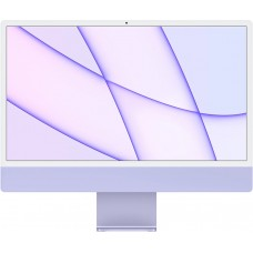 "iMac 24"" 2021, Retina 4.5K, M1, 8-core GPU, 8 ГБ, 256 ГБ SSD, фиолетовый"