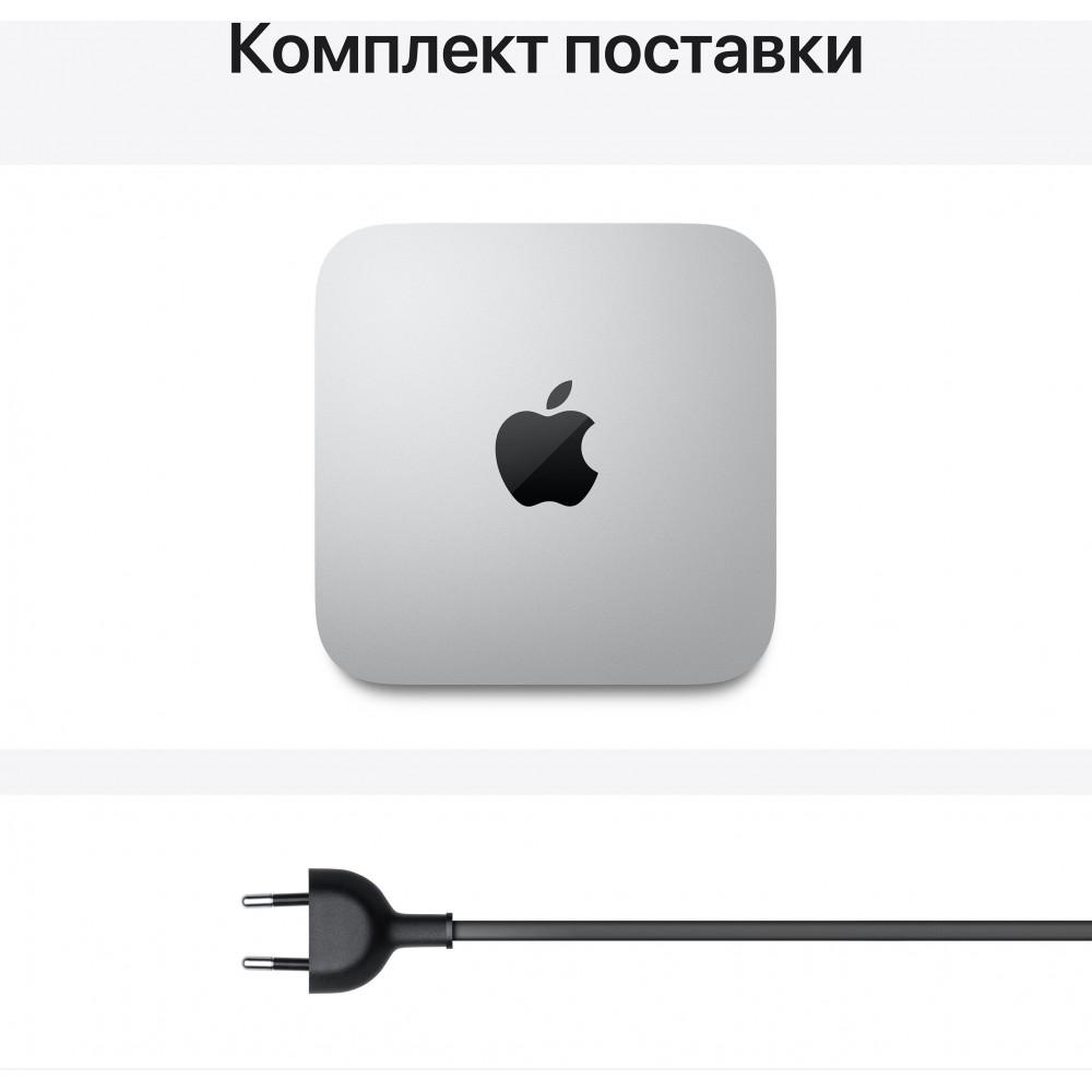 Mac Mini 2020 (MGNR3RU/A) Tiny-Desktop/Apple M1/8 ГБ/256 ГБ SSD/Apple Graphics 8-core/OS X