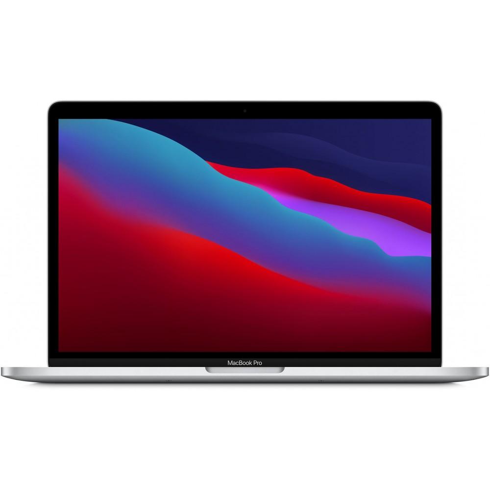 "MacBook Pro 13"" Late 2020, Apple M1, 8 ГБ, 256 ГБ SSD, Touch Bar, серебристый"