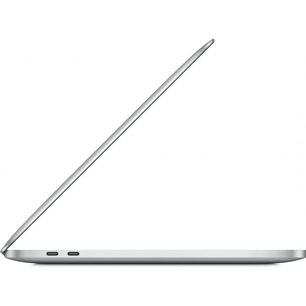 "MacBook Pro 13"" Late 2020, Apple M1, 8 ГБ, 512 ГБ SSD, Touch Bar, серебристый"