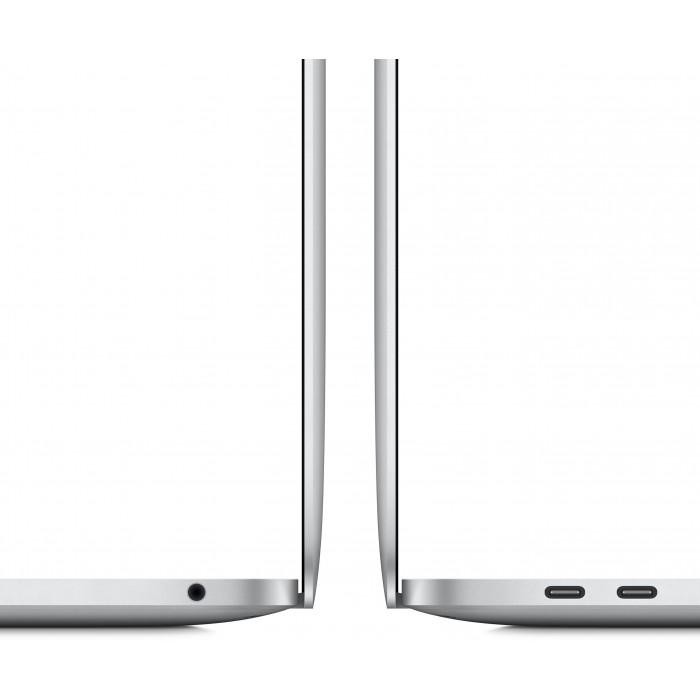 "MacBook Pro 13"" Late 2020, Apple M1, 8 ГБ, 512 ГБ SSD, Touch Bar, серебристый"