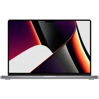 """MacBook Pro 16"""" Late 2021, M1 Max 10C CPU, 32C GPU, 32 ГБ, 1 ТБ SSD, «серый космос»"""