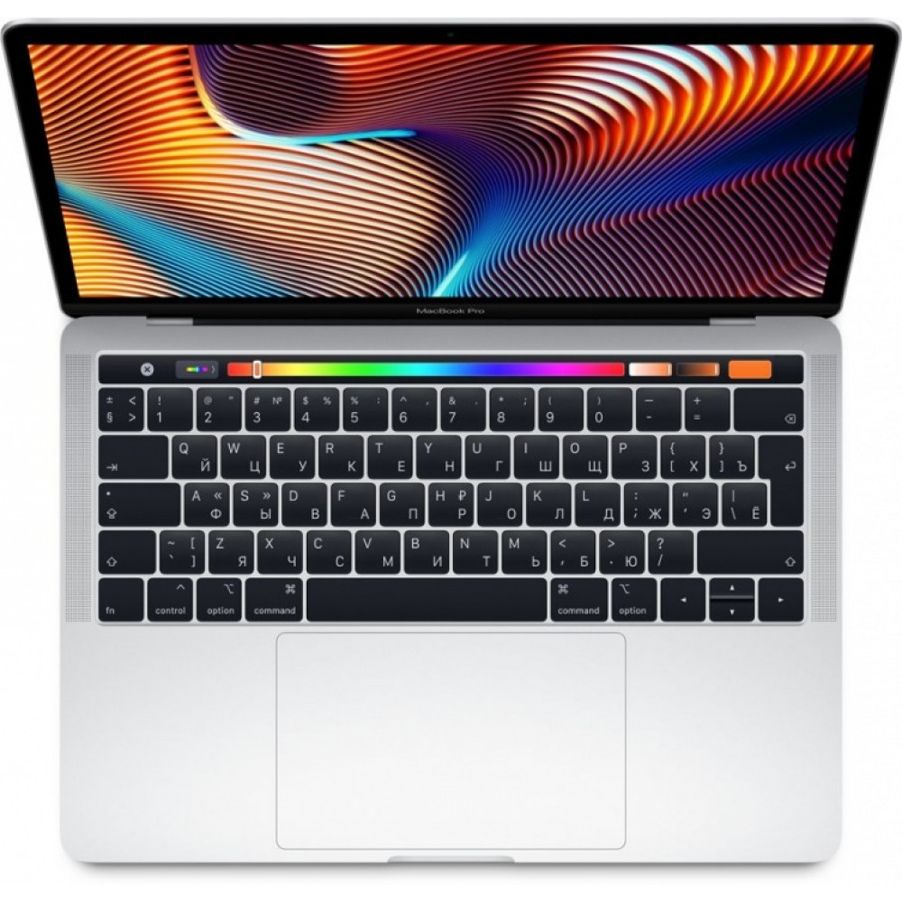 "MacBook Pro 13"" Mid 2018, Core i5 2,3 ГГц, 8 ГБ, 256 ГБ SSD, Iris Plus 655, Touch Bar, серебристый"