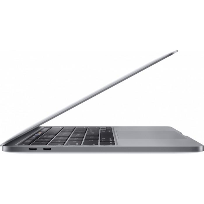 "MacBook Pro 13 дисплей Retina с технологией True Tone Mid 2020 (Intel Core i5 1400MHz/13.3""/2560x1600/8GB/256GB SSD/DVD нет/Intel Iris Plus Graphics 645/Wi-Fi/Bluetooth/macOS), «серый космос»"