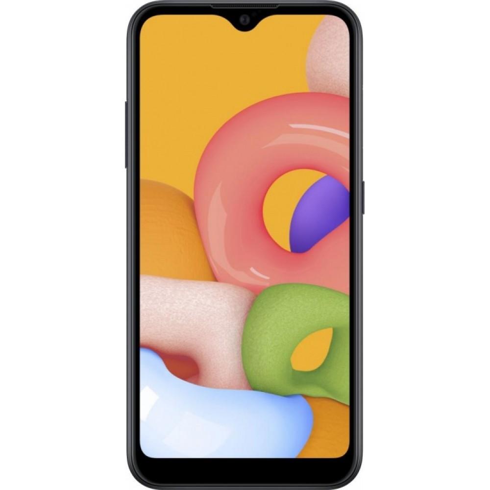 Samsung Galaxy A01 Чёрный