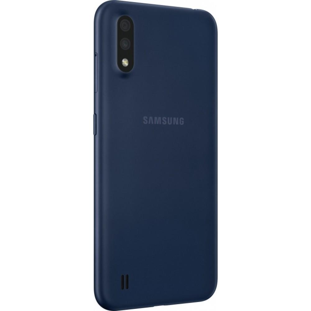 Samsung Galaxy A01 Синий