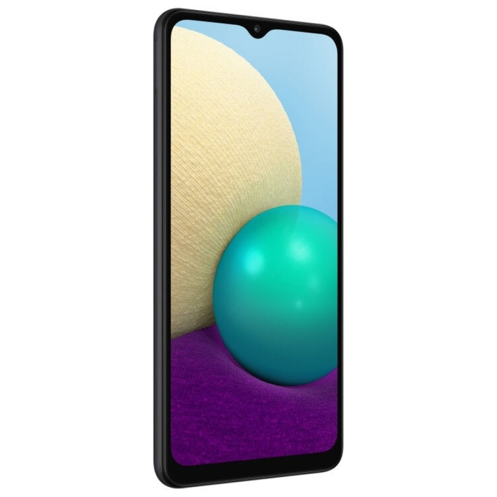 Samsung Galaxy A02 Чёрный
