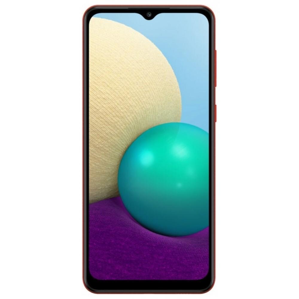 Samsung Galaxy A02 Красный