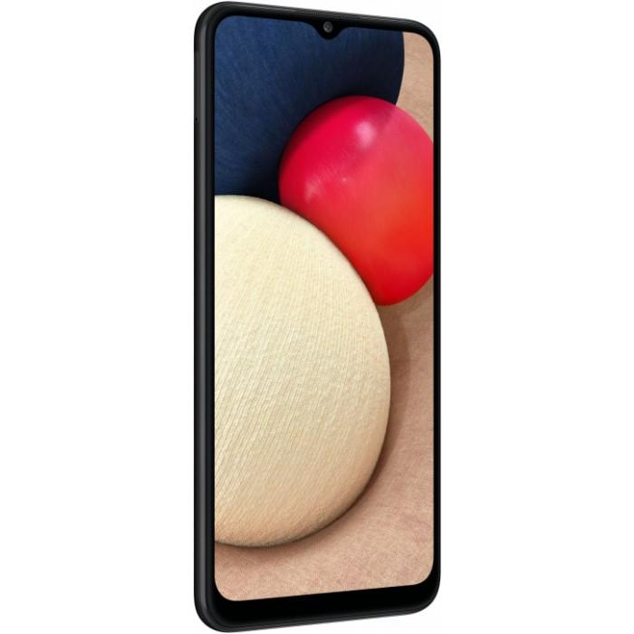 Samsung Galaxy A02s Чёрный