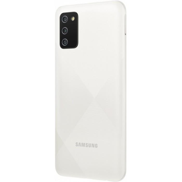 Samsung Galaxy A02s Белый