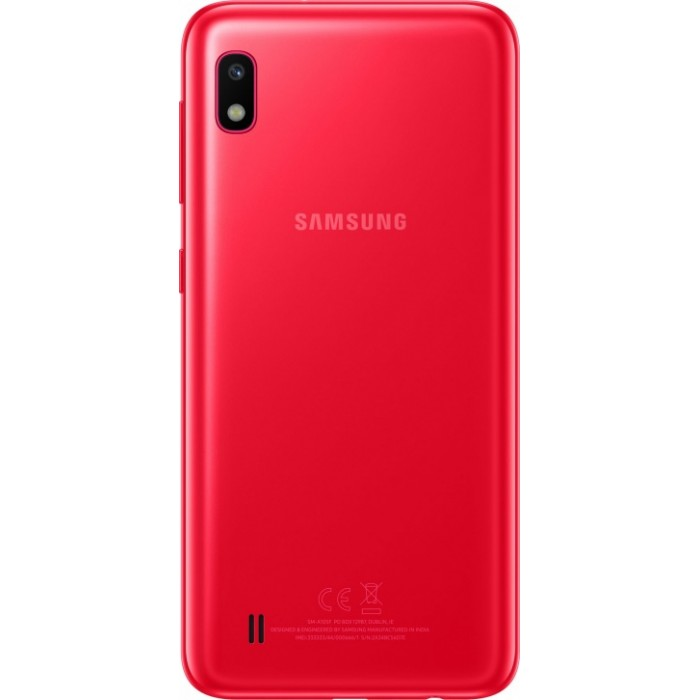 Samsung Galaxy A10 32GB Красный