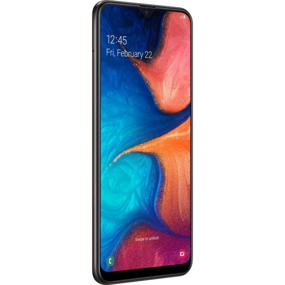 Samsung Galaxy A20 32GB Чёрный