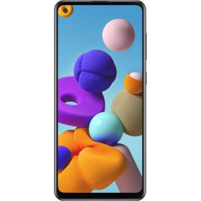 Samsung Galaxy A21s 4/64GB Чёрный