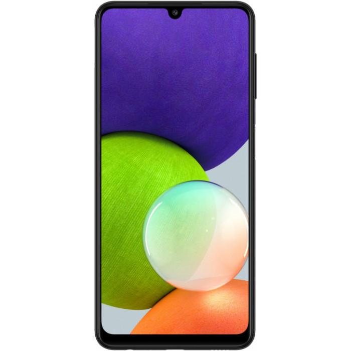 Samsung Galaxy A22 4/64GB Чёрный