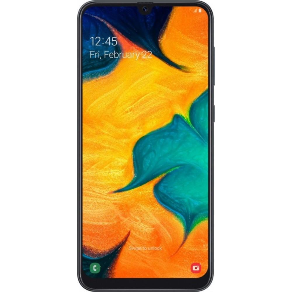 Samsung Galaxy A30 32GB Чёрный