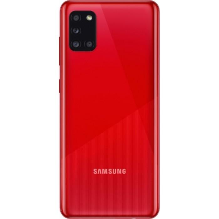 Samsung Galaxy A31 64GB Красный